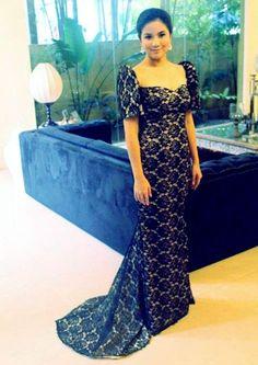 Filipiniana Wedding Theme, Modern Filipiniana Dress, Lush Clothing, Light Blue Dresses, Prom Dresses, Formal Dresses, Traditional Dresses, Mother Of The Bride, Beautiful Outfits
