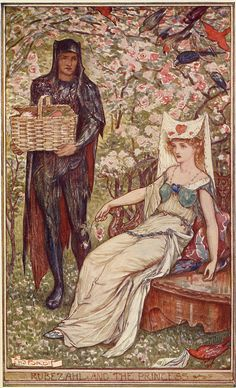 Rubezahl - The Brown Fairy Book by Andrew Lang, 1904