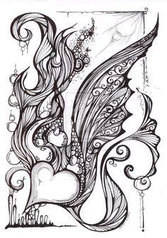 Mermaid by ~KEKIERO on deviantART