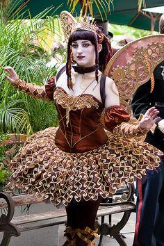Gaslight Gathering 2011 - Clockwork Fairy
