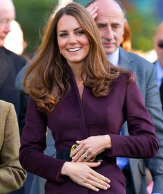 It's Duchess Catherine    The woman formerly known as Kate Middleton has had a life-changing couple of years. About a year and a half after marrying arguably the most famous prince in the world, she announced that she's carrying the future king or queen of England.