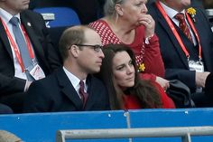 Prince William , Duke of Cambridge and Catherine , Duchess of Cambridge attend the RBS Six Nations match between France and Wales at Stade de France in Paris , France 🇫🇷 -March . William Kate, Prince William, Duchess Kate, Duke And Duchess, Bbc Presenters, France Rugby, Royal Babies, Duke Of Cambridge