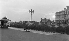 Heene Terrace (part of) Worthing - Looking North-West