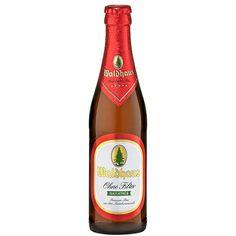 Cerveja Waldhaus Ohne Filter Naturtrüb, estilo Keller/Zwickel, produzida por Waldhaus Privatbrauerei, Alemanha. 5.6% ABV de álcool.