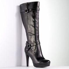3fff73acf8f5 Simply Vera Vera Wang Tall Platform Boots - Women - New to my wardrobe as  of next week