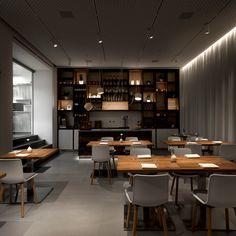 Casual Fine Dining Restaurant einsunternull in Mitte ist unsere Neueröffnung des Jahres.