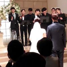 Ultimate goal: Having EXO sing at your wedding ^~^