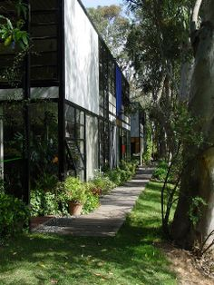 Eames House, Santa Monica