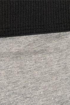 Calvin Klein Underwear - Retro Stretch-cotton Thong - Stone - medium