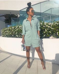Chic Outfits, Trendy Outfits, Girl Outfits, Fashion Outfits, Womens Fashion, Ladies Fashion, Cute Winter Outfits, Spring Outfits, Black Girl Fashion