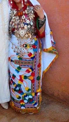 Photos Amazigh clothes and Fashion amazigh