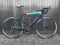 Ritte Vlaanderen 2015 sporting Mavic Cosmic Carbone SLE wheelset