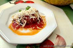 Molho de tomate (Restaurante Taormina)