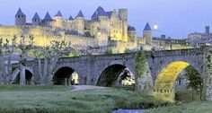 Carcassonnes wonderful castle is certainly what you come to Carcassonne to see, but there are many other things to see in Carcassonne, France. Our tourist info Carcassonne France, Tourist Sites, Tourist Information, Family Adventure, Travel Memories, South Of France, Best Cities, Tourism, Beautiful Places