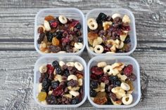 Best travel snack recipes for kids: Favorite Trail Mix | Family Food on the Table