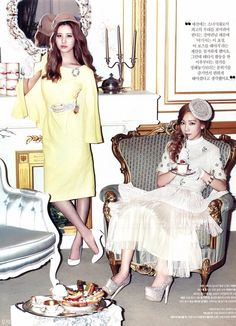 Snsd - The Celebrity #Girls' generation Taeyeon Seohyun
