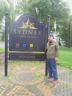 Sydney, Nova Scotia in Nova Scotia