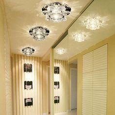 Small Light Fixtures for Hallways