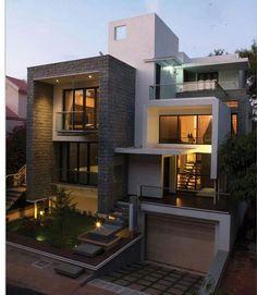 #residential #modern #designed #house