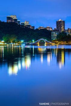 大湖沒出景 Dahu Park / Taipei, Taiwan