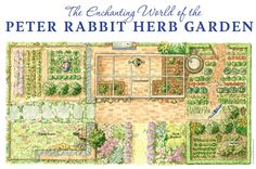 Peter Rabbit Garden at 2014 Chelsea Flower Show