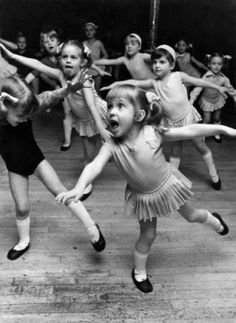 WEEK 6 PROMPT: As an author I also was placed in dance classes from a young age…