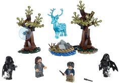 Shop LEGO Harry Potter Wizarding World Expecto Patronum 75945 at Best Buy. Find low everyday prices and buy online for delivery or in-store pick-up. Lego Harry Potter Sets, Harry Potter Welt, Harry Potter Age, Harry Potter Expecto Patronum, Shop Lego, Lego Store, Buy Lego, Sirius Black, Marvel Avengers