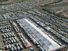 Quartzsite RV Show - Quartzsite, AZ