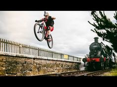 """Must Watch: Danny MacAskill's Latest MTB Film Is an Instant Classic: """"A Wee Day Out"""" 