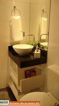 Apartamento Decorado no Rio de Janeiro - RJ - Banheiro | Flickr – Compartilhamento de fotos!