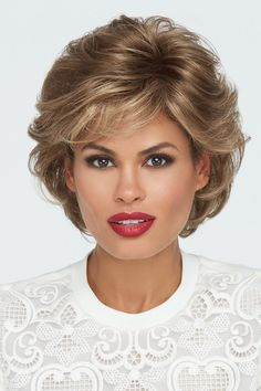 Tango by Raquel Welch Wigs - Monofilament Wig Tango de Raquel Welch Wigs - Perruque en monofilament Short Layered Haircuts, Short Hairstyles For Women, Wig Hairstyles, Hairstyles Videos, Layered Hairstyles, Hairstyles Over 50, Short Hair With Layers, Short Hair Cuts For Women, Short Wavy