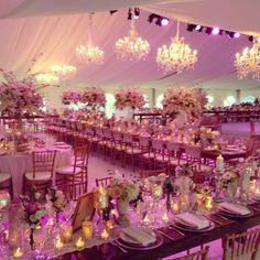 .@winkdesignandevents   They wanted grand, we gave them grand and more! #wink #wedding #nola   Webstagram