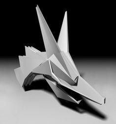 figura dragon_origami