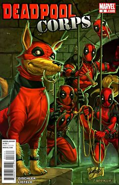 Deadpool Corps #3 (Issue)