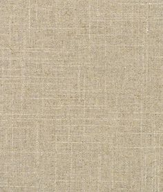 Swavelle / Mill Creek Old Country Linen Flax Fabric - $20.05 | onlinefabricstore.net