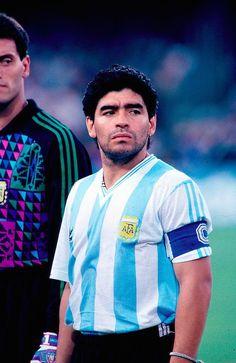 San Paolo di Napoli, July 1990; Argentina x Italia