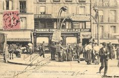 vintage post card Image