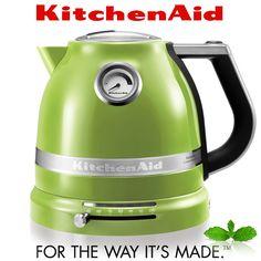 KitchenAid - Artisan 1.5 L Kettle - Green Apple
