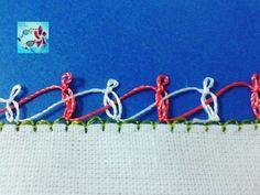 İzlerken Beyin Egzersizi Yapacağınız  Sıralı İğne Oyası modeli. how to learn needle lace technigue ? - YouTube
