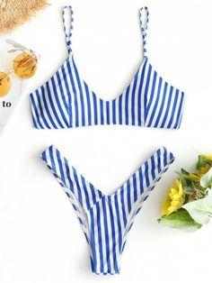 Up to 80% OFF! High Cut Cami Striped Bikini Set. #Zaful #Swimwear #Bikinis zaful,zaful outfits,zaful dresses,spring outfits,summer dresses,Valentine's Day,valentines day ideas,cute,casual,fashion,style,bathing suit,swimsuits,one pieces,swimwear,bikini set,bikini,one piece swimwear,beach outfit,swimwear cover ups,high waisted swimsuit,tankini,high cut one piece swimsuit,high waisted swimsuit,swimwear modest,swimsuit modest,cover ups,swimsuit cover up @zaful Extra 10% OFF Code:ZF2017 #swimsuit