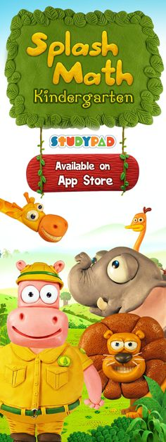 Splash Math Kindergarten is awesome! Even more awesome is it's Lite version that let's you check out the app for free. TRY-BEFORE-YOU-BUY!