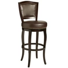 Black Billings Swivel Barstool - Home Decor Ideas