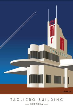 Tagliero Centre Framed Art Print by errkk - Vector Black - Cinema Architecture, Art Nouveau, Art Deco Posters, Vintage Posters, Art Deco Paintings, Streamline Moderne, Art Deco Illustration, Art Deco Buildings, Art Deco Home