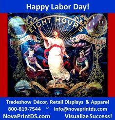 Happy Labor Day! www.novaprintds.com