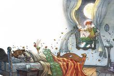 Peter Pan by Giacobino