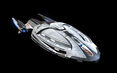 The Star Trek Online Cryptic Store has been updated with their latest remixes of classic ships, this time based on the Intrepid and Saber . Star Trek Online, Starfleet Ships, Space Fighter, Starship Concept, Star Trek Images, Star Trek Starships, Star Wars, Spaceship Design, Star Trek Universe