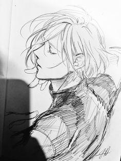 ✹JIL(@juqovanni0301)さん | Twitter Ice Art, Yuri Plisetsky, Yuri On Ice, Art Drawings, Art Gallery, Manga, Anime Boys, Inspiration, Bird