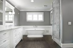 Timeless Bathroom Trends | Remodeling ideas, Moldings and Drawers