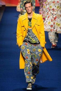 ETRO FW15 Mens Fashion Week