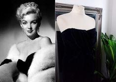 Ball Dresses, Evening Dresses, Prom Dresses, Tulip Dress, Pink Dress, Bandeau Dress, Strapless Dress, 1950s Fashion Dresses, Blue Velvet Dress